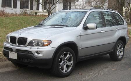Автомобиль BMW X5 (E53)