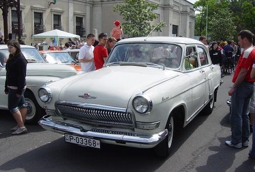 Автомобиль ГАЗ-21 - Волга