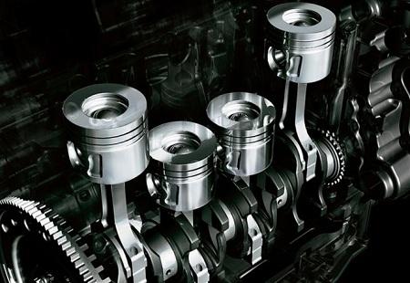 Работа дизельного двигателя