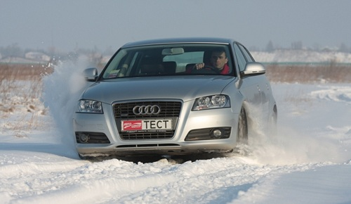 Езда по глубокому снегу
