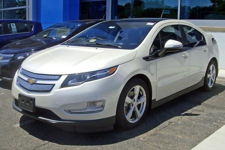 Электромобиль Chevrolet
