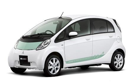 Электромобиль Mitsubishi