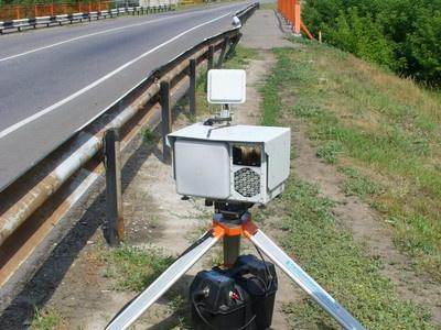 Стационарный радар с камерой