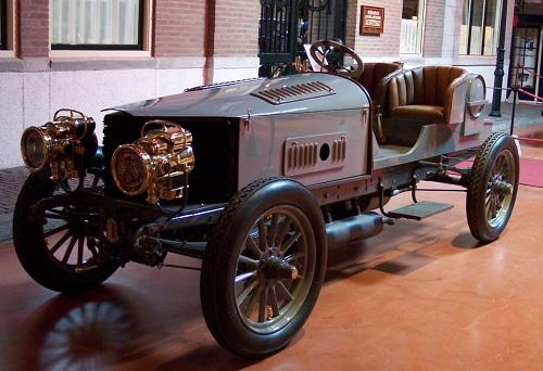 Spyker 60 HP 1903 года