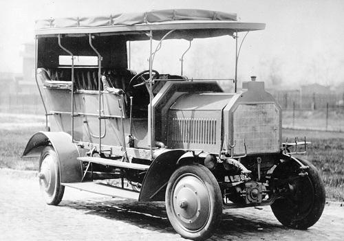 Dernburg-Wagen 1907 года