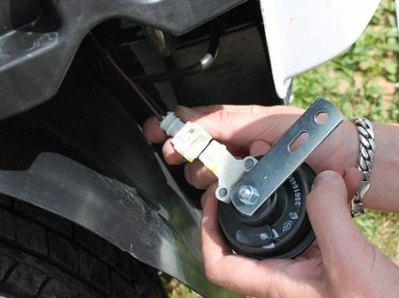 Как сделать громкий сигнал для авто 53