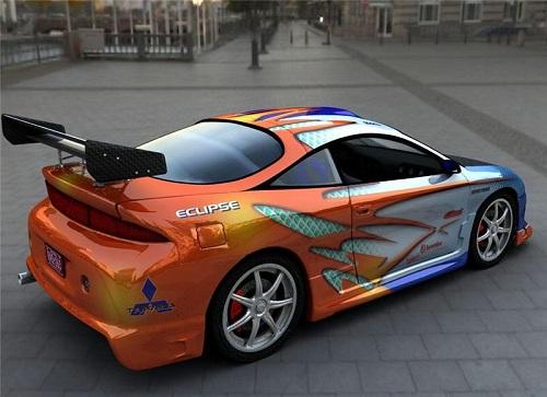 Тюнинг гоночного автомобиля