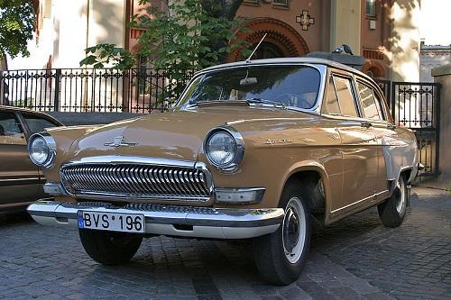 ГАЗ-21 — Волга третьей серии