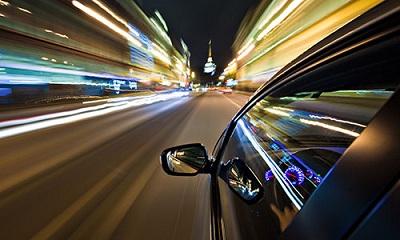 Вождение с превышением скорости