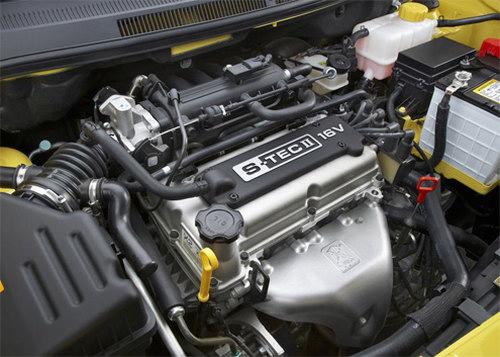 16-клапанный двигатель Chevrolet Aveo