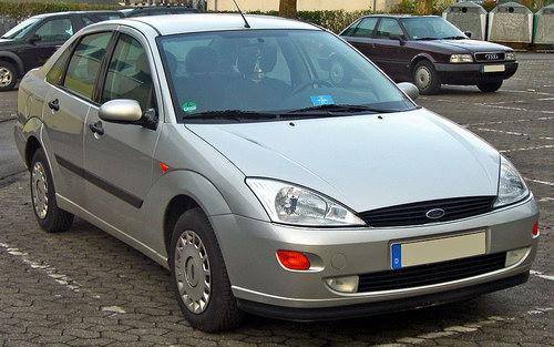 Первый Ford Focus