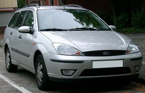 Ford Focus 1 - рестайлинг 2002 года