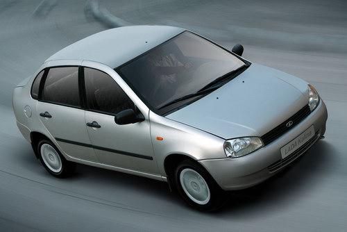 Лада Калина седан 2004 года выпуска