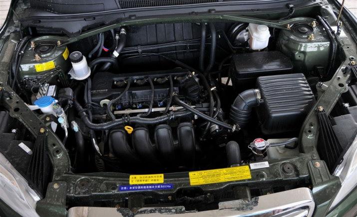 Lifan X60 снабдили 1,8-литровым силовым агрегатом