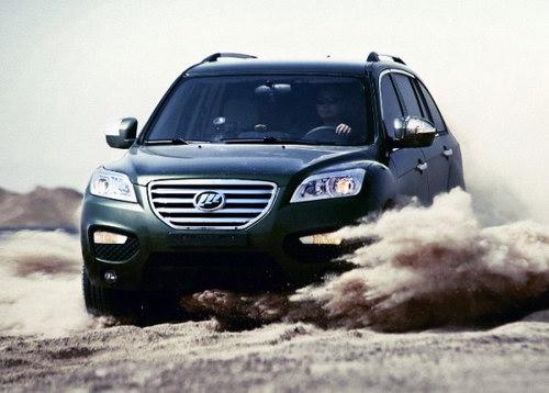 Lifan x60 отлично держится на грунтовых дорогах