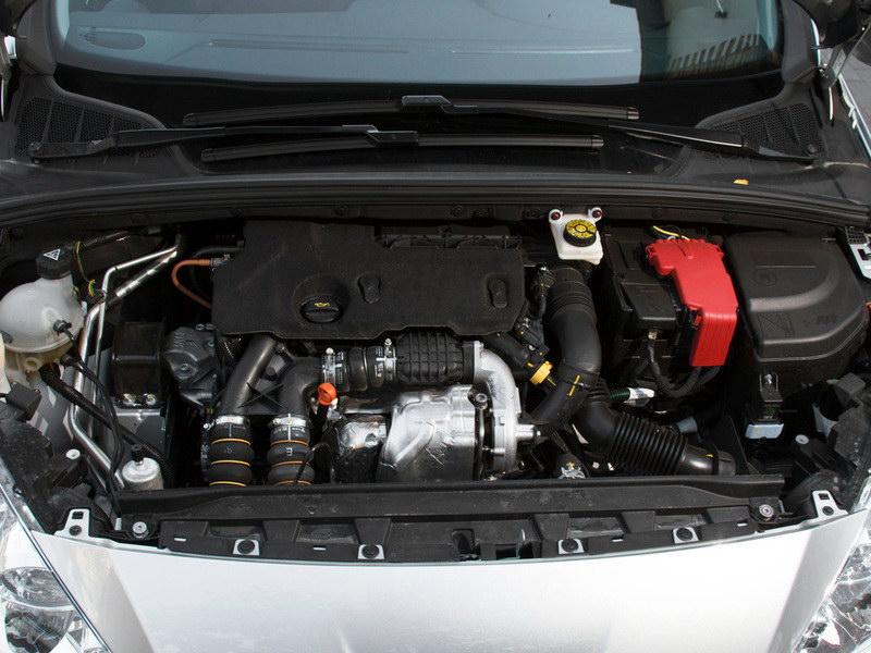 Дизельный двигатель Peugeot 408
