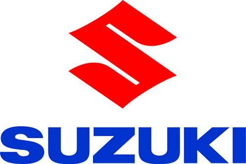 Эмблема автомобильной марки Suzuki