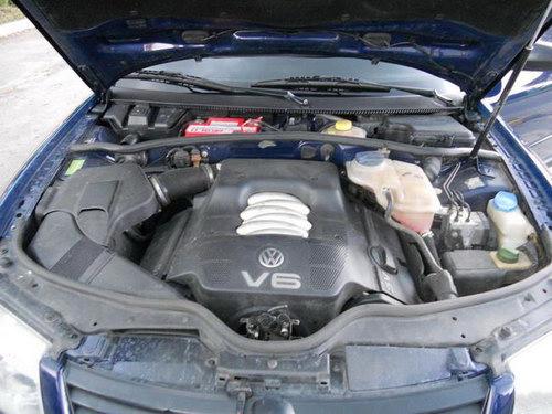 Volkswagen Passat B5 с самым мощным 4-х литровым двигателем