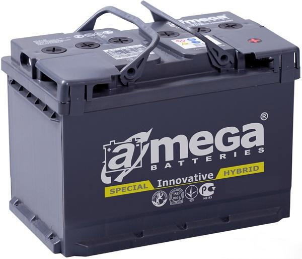 АккумуляторA-MEGA
