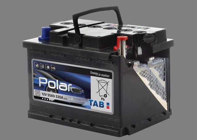 АккумуляторTAB Polar