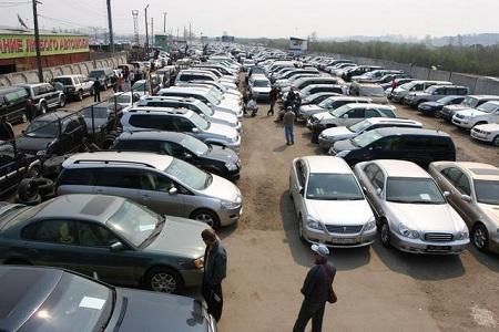 Автобазар для продажи автомобилей
