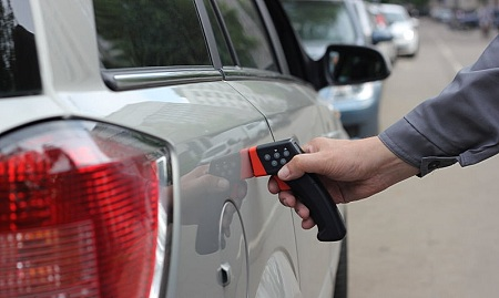 Проверка кузова машины при покупке
