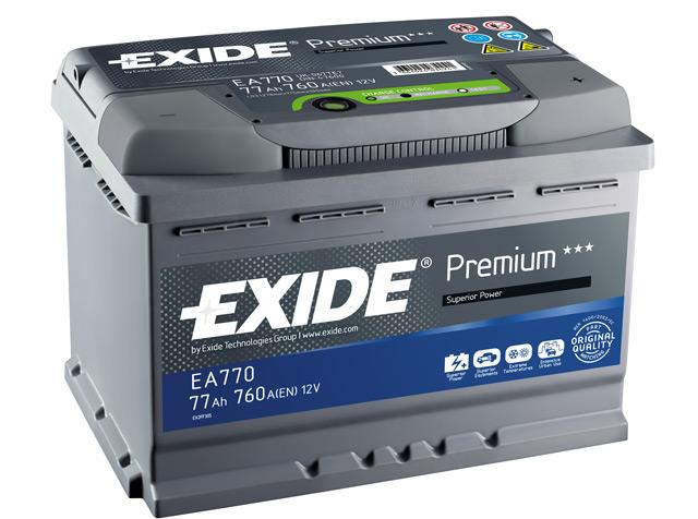 АккумуляторExide Premium