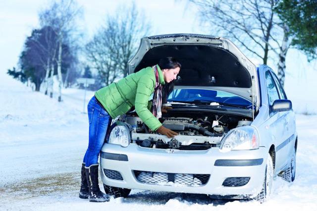 В зимний период аккумуляторы подвергаются большей нагрузке