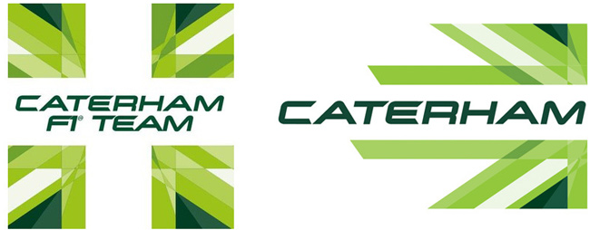 Новая эмблема Caterham 2014 года