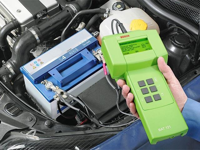 Замер заряда гелевого аккумулятора в автомобиле