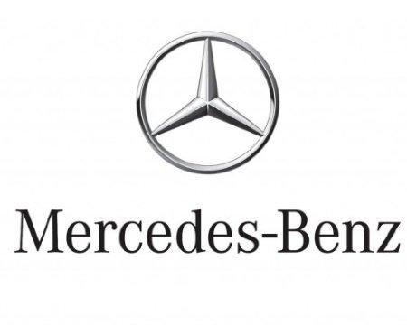 Эмблема Mercedes-Benz