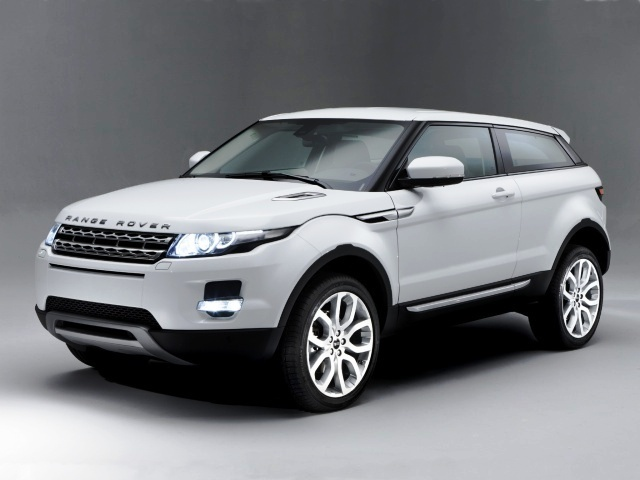 Новый автомобиль бизнес-класса Land Rover — Range Rover Evoque