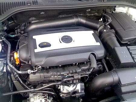 Двигатель Шкода Октавия