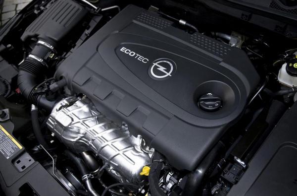 Двигатель Opel Insignia