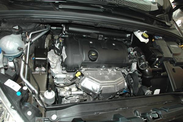 Двигатель Пежо 308