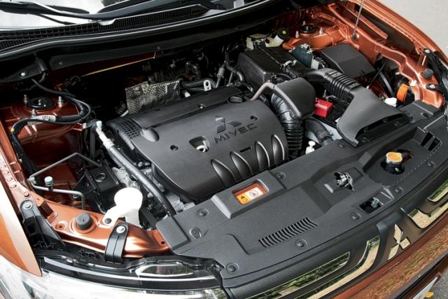 Что же у нас под капотом в авто Mitsubishi ASX