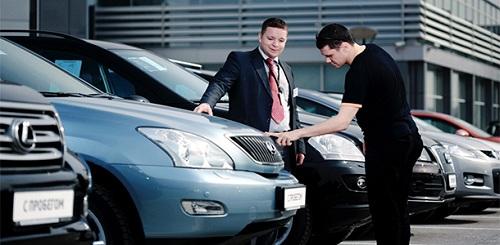 Проверка нового автомобиля при покупке