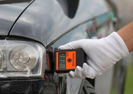Проверка машины при покупке