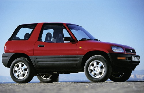 Первое поколение Toyota RAV4