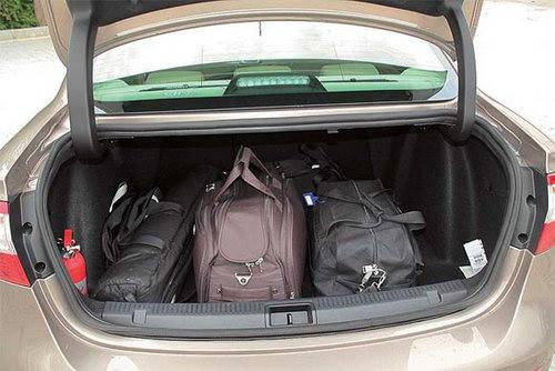 Багажник увеличен до 530 литров