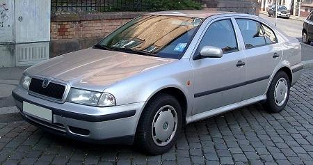 Первое поколение Skoda Octavia