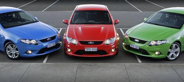 Технические данные автомобиля