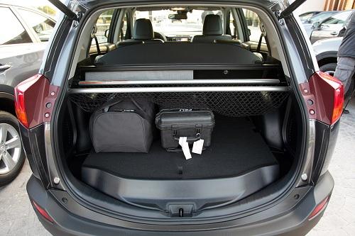 Багажник Toyota RAV4 2013