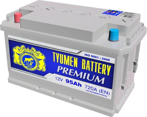 АккумуляторTyumen Battery Premium