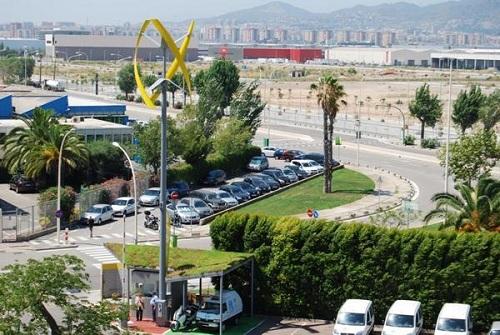 Ветряные системы для зарядки электромобилей