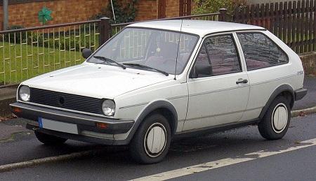 Volkswagen Polo второго поколения (1981–1994)