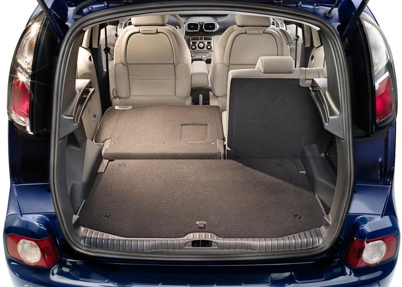 Багажник Citroen C3 Picasso
