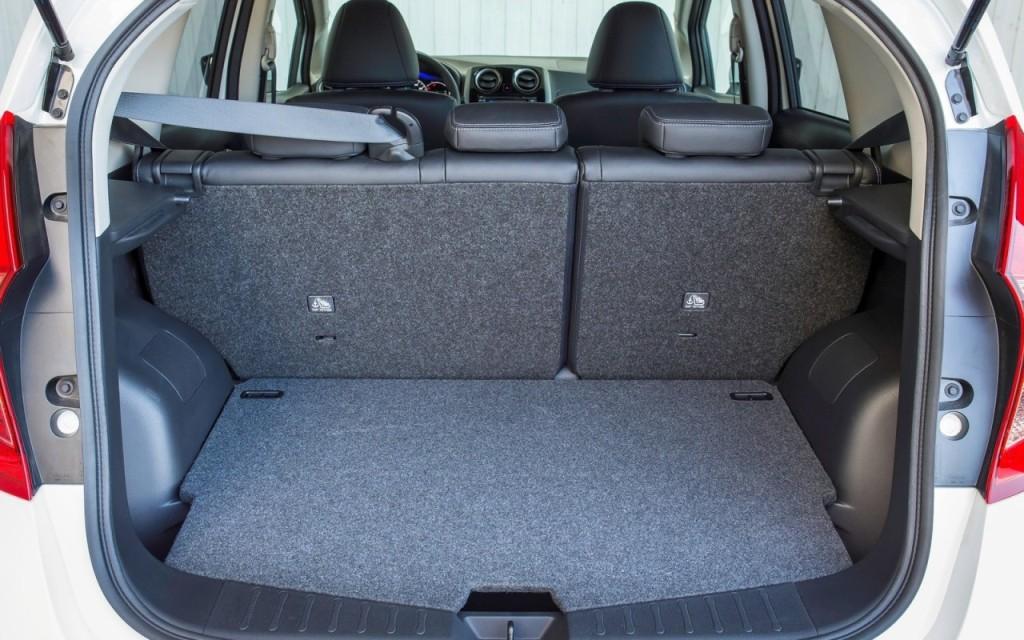 Багажник Nissan Note