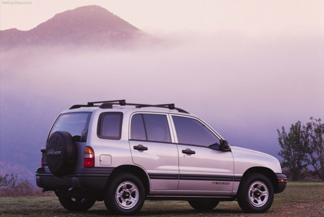 Кроссовер Chevrolet Tracker