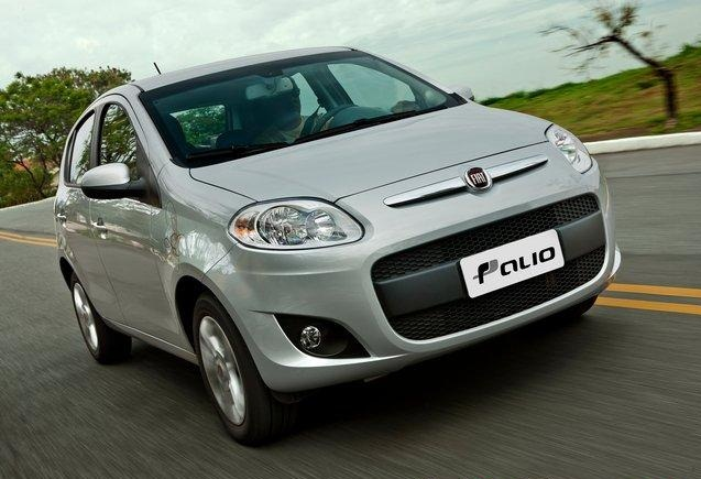 Дешёвый мини-кар Fiat Palio